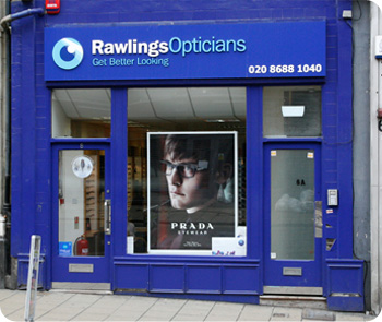 caa0fd9322 Rawlings Opticians - Store locations in Hampshire