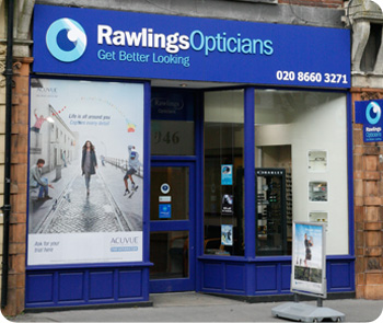 Opticians in Purley