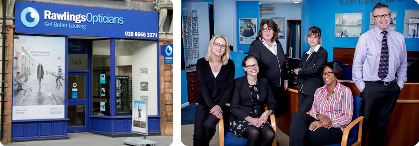 Purley optician